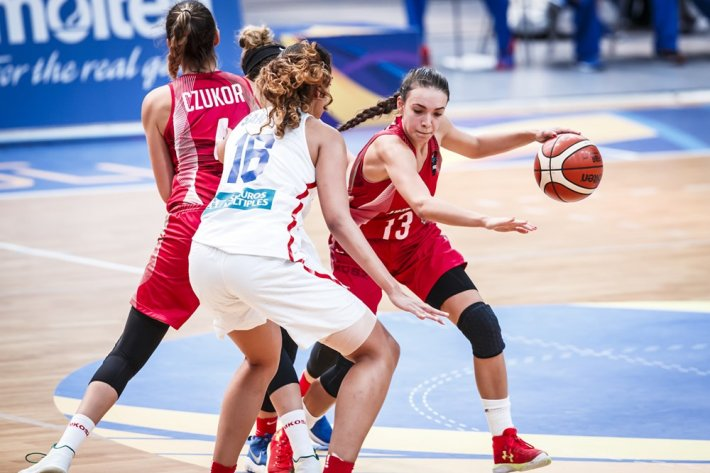 U19-es leány vb: győzelem Puerto Rico ellen