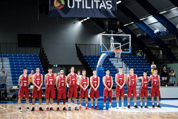 Megkezdődött az U18-as fiú Európa-bajnokság