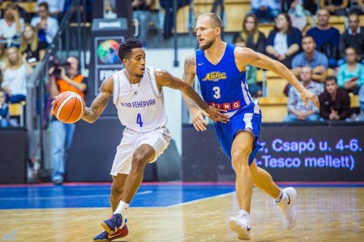 Két hely a magyar csapatoknak a FIBA Europe Cupban, marad az öt légiós