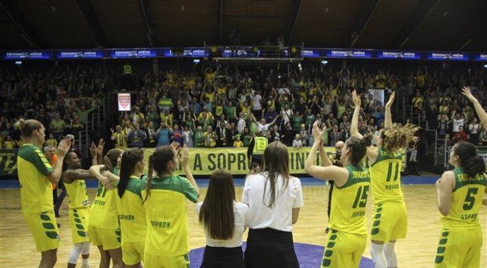 Sopron rendezi a női kosárlabda Euroliga Final Fourt