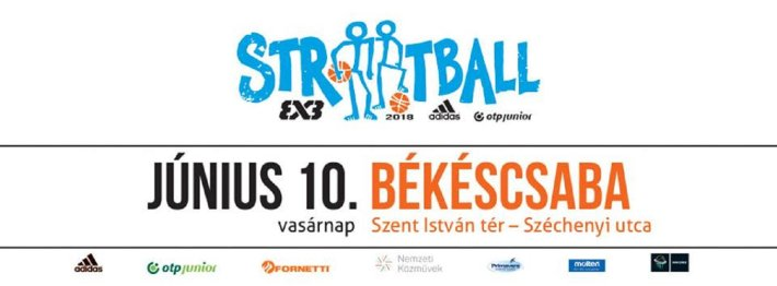 Streetball: vasárnap a Viharsarokban