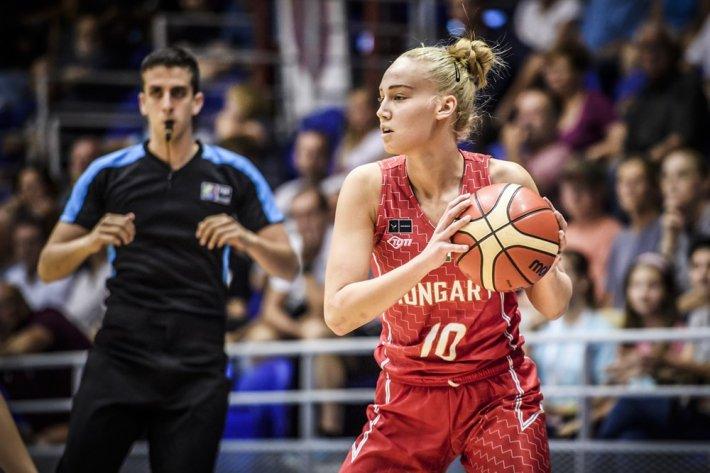 Női U20-as Eb: Kettőből kettőnél jár a magyar válogatott