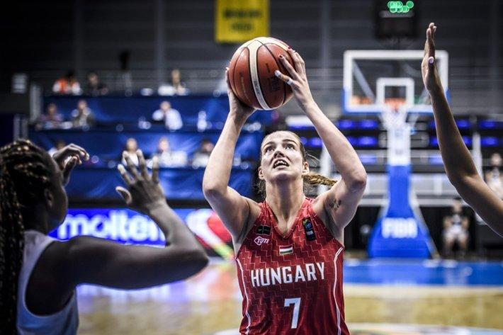 Női U20-as Eb: Bravúros utolsó negyeddel szerezte meg az ötödik helyet a magyar válogatott