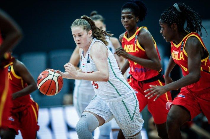 U17-es lány vb: Kiütéses győzelemmel a legjobb nyolc között a magyar csapat