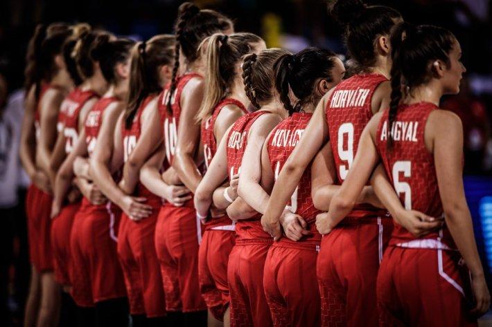Női U18-as Eb, Udine: Szombati start Szlovénia ellen