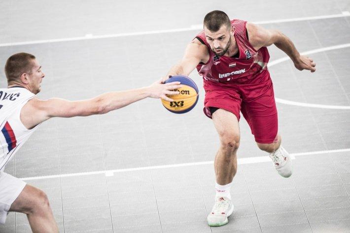 MKOSZ - A pályán nincs barátság - interjú Tomislav Ivosevvel - Fiba ... 1d2a9c4ae4