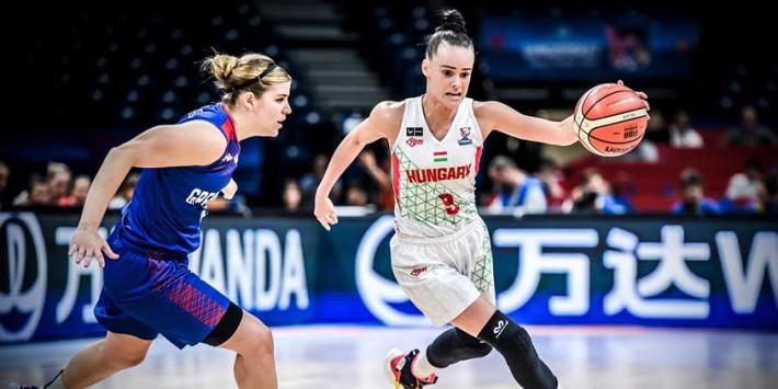 Női Eb: A belgákkal játszunk az olimpiai selejtezőért