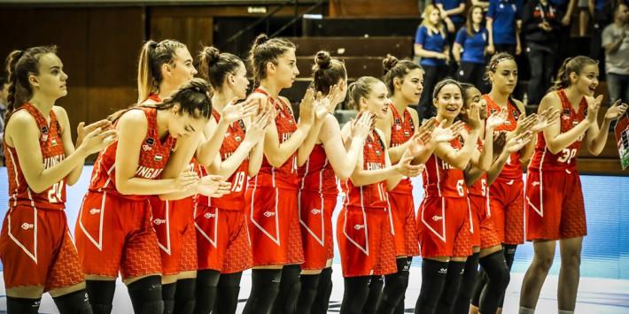 Európa-bajnoki ezüstérmes a női U18-as válogatott!