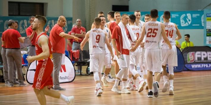 U20-as fiú Eb: Legyőztük Észak-Macedóniát