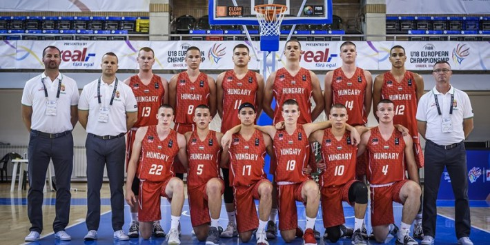 U18-as fiú Eb: Kikaptunk a svédektől is