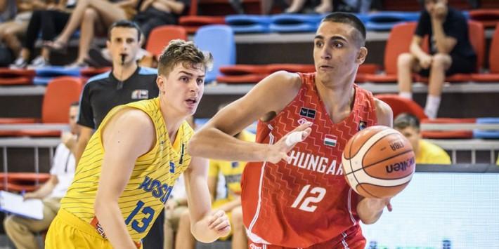 U18-as fiú Eb: Hosszabbításos vereség Bulgáriától
