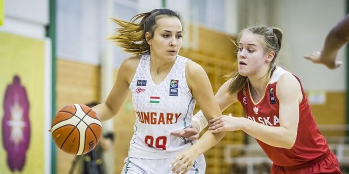 U20-as női Eb: A nyolcadik helyen végeztünk
