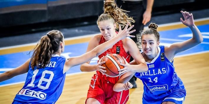 U16-os leány Eb: Legyőztük a görögöket, a 11. helyen végeztünk