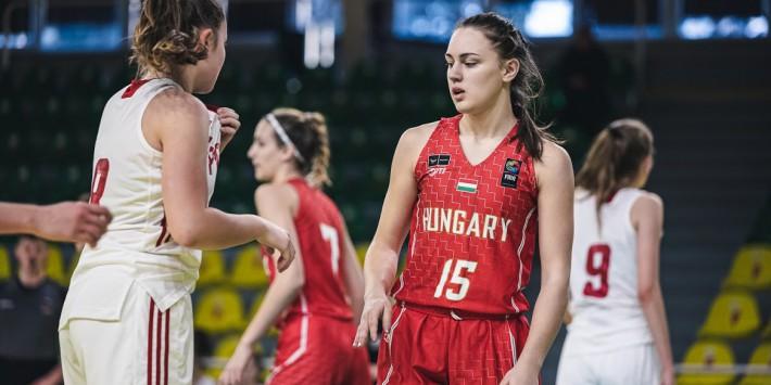 Sima győzelmet aratott U16-os lány válogatottunk