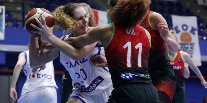 Női válogatott: Győzelem Görögország ellen