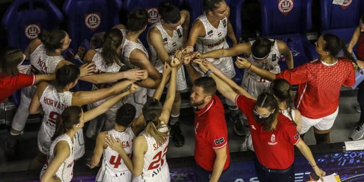 Négyből négy! Tornagyőztes női U20-as válogatottunk!
