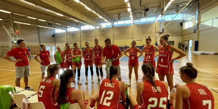 U18-as lány válogatottunk is legyőzte a szlovéneket