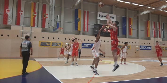 U18-as fiú válogatottunk idegenben verte Ausztria U19-es csapatát