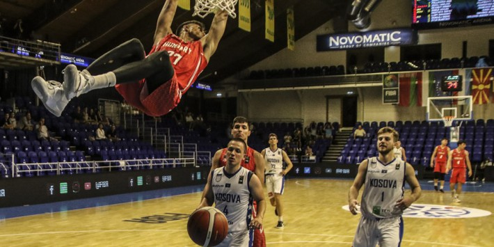 Koszovót is legyőzte, továbbjutott csoportjából férfi U20-as válogatottunk