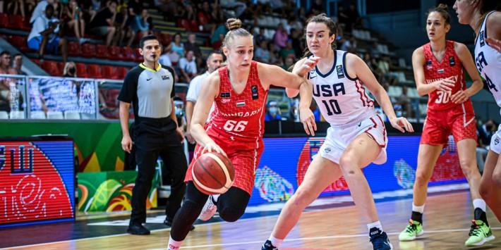 Bronzéremért játszhat női válogatottunk az U19-es világbajnokságon