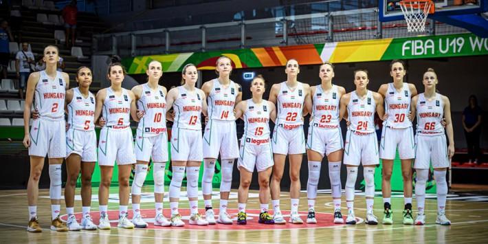 Történelmi siker, világbajnoki bronzérmes női U19-es válogatottunk
