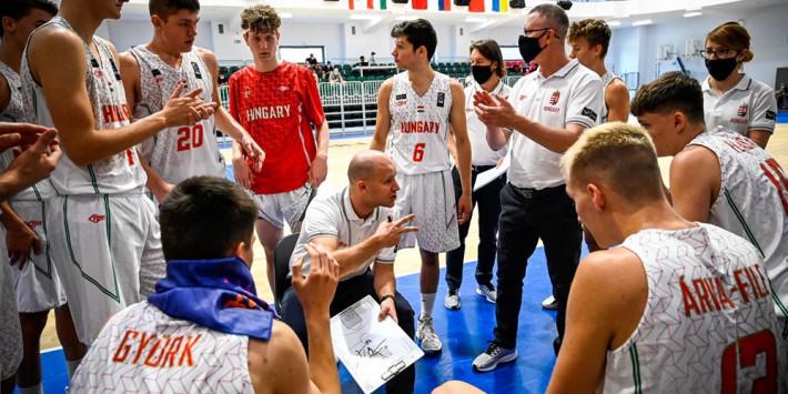 Győzelemmel kezdte a szófiai Challenger tornát U16-os fiú válogatottunk