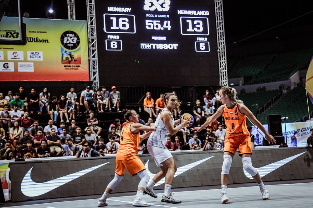 3x3 Vb: Küzdelmes meccsen szoros vereség Kínától
