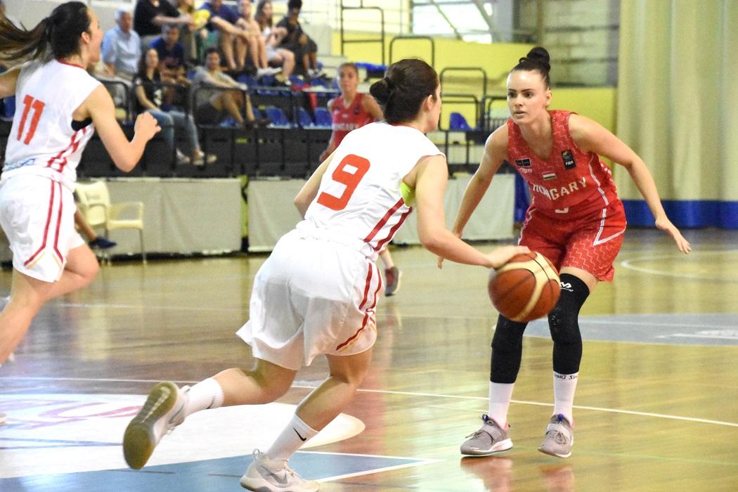 A spanyolok jobbnak bizonyultak U20-as női válogatottunknál
