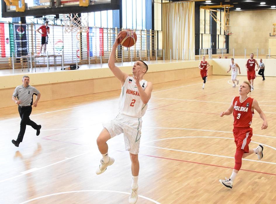 Az U20-as fiúk döntetlent játszottak a lengyelekkel