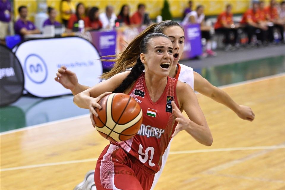 Két magyar U20-játékost sorolt a TOP12-be a FIBA