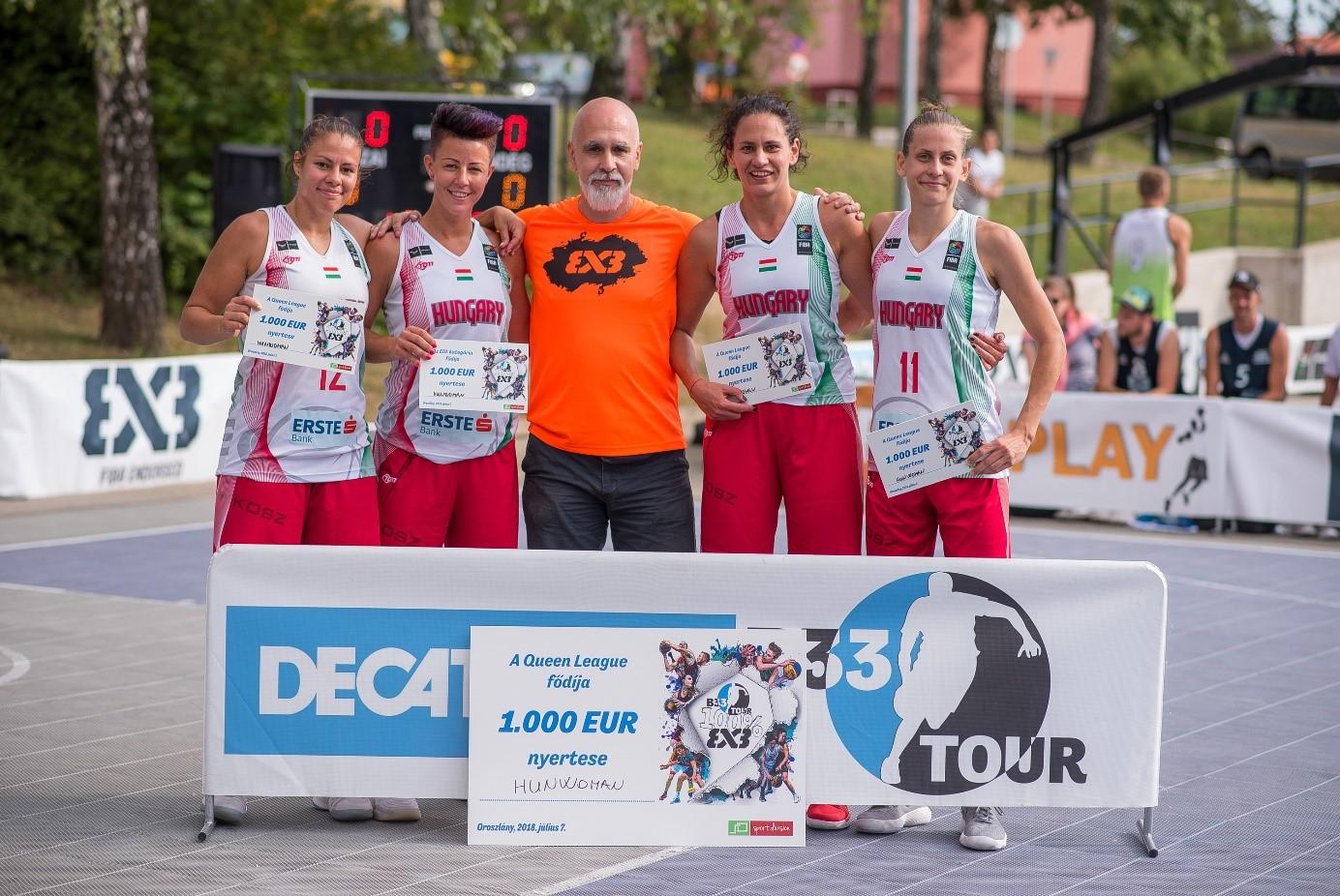 Decathlon B33 Tour döntő Oroszlányban