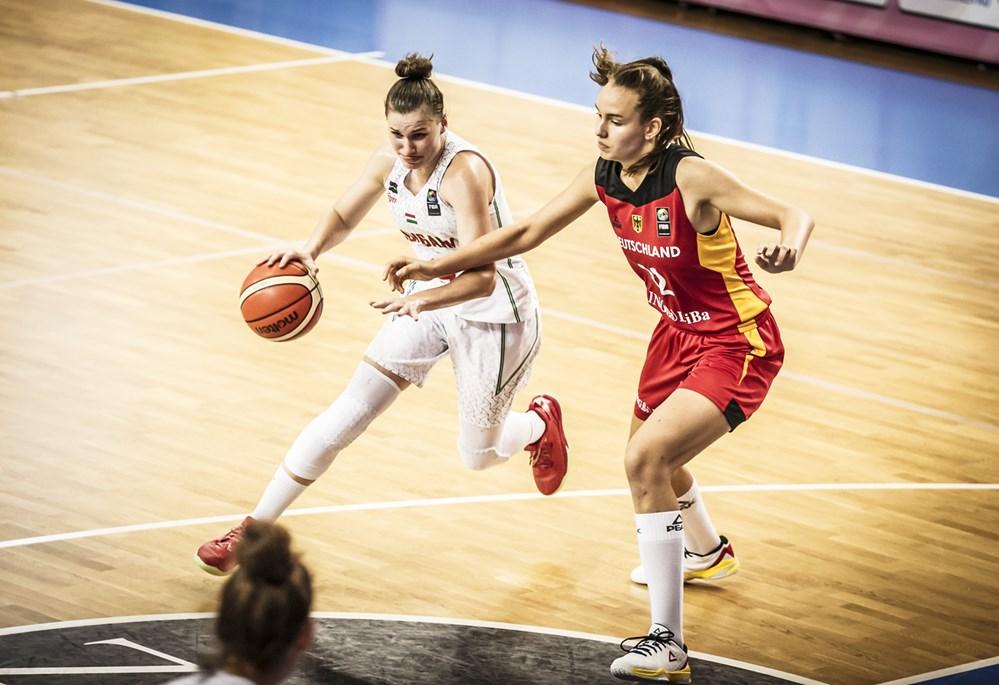 U18-as lány Eb: Rajt-cél győzelem a németek ellen