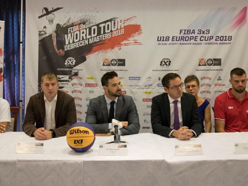 2020-ban U18-as 3x3 világbajnokságot rendez Debrecen