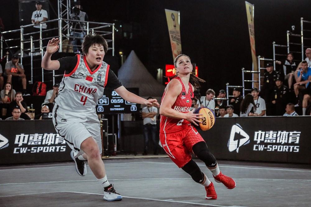 3x3-as U23-as világbajnokság: A lányok is két győzelemmel kezdtek