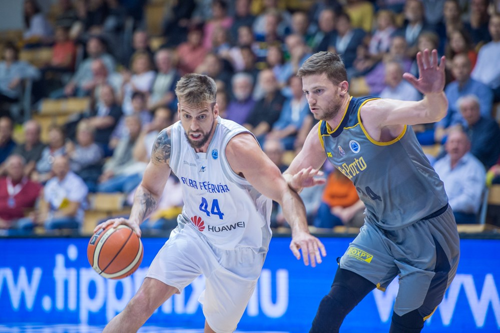 FIBA EC: Négyből négy, továbbment az Alba