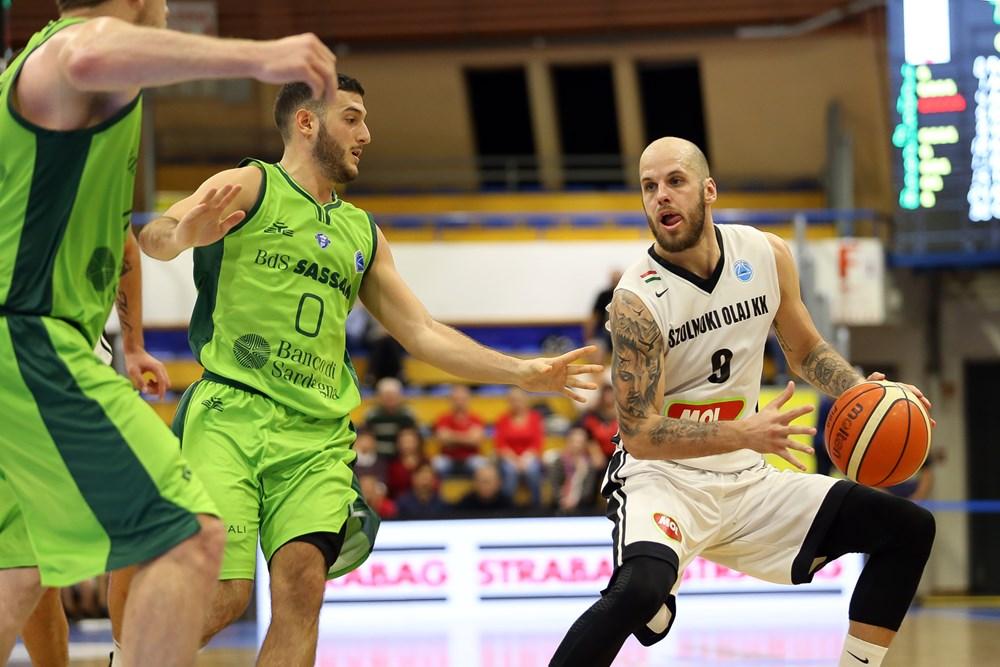 FIBA EC: Mindhárom magyar csapat győzött