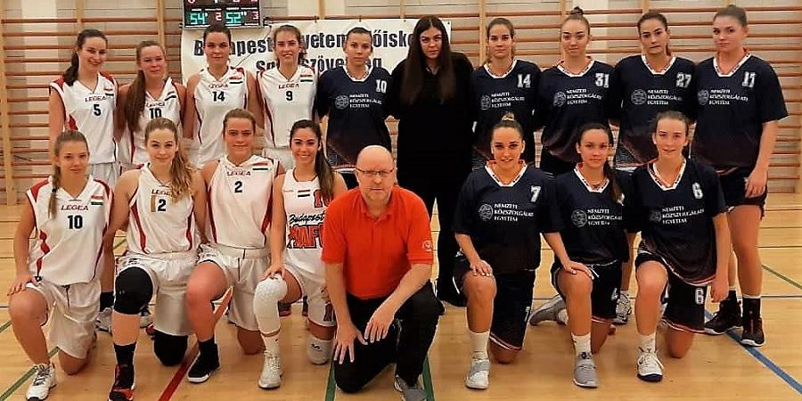 Egyetemi bajnokság, nők: BME-siker a fővárosi derbin