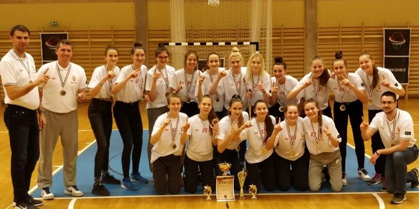 Olimpiai Reménységek Versenye: A magyar lányok megnyerték a tornát