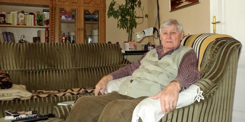 85 éves a sokoldalú, volt válogatott kosaras, dr. Merényi Kálmán