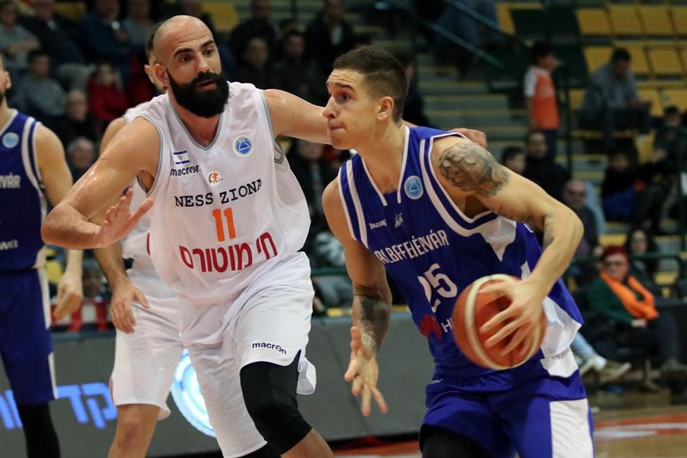 FIBA EC: Nagyon nagy győzelmet aratott az Alba