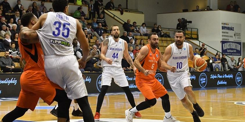 FIBA EC: Harmadikként jutott tovább az Alba