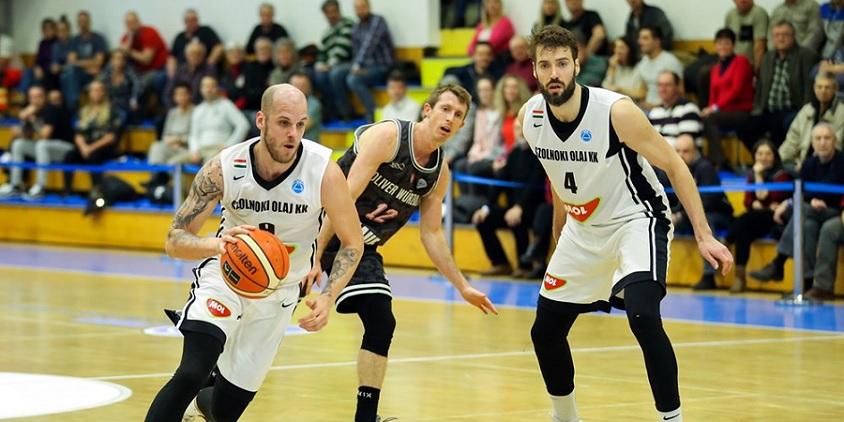 FIBA EC: Most már biztos, hogy kiesett a Szolnok