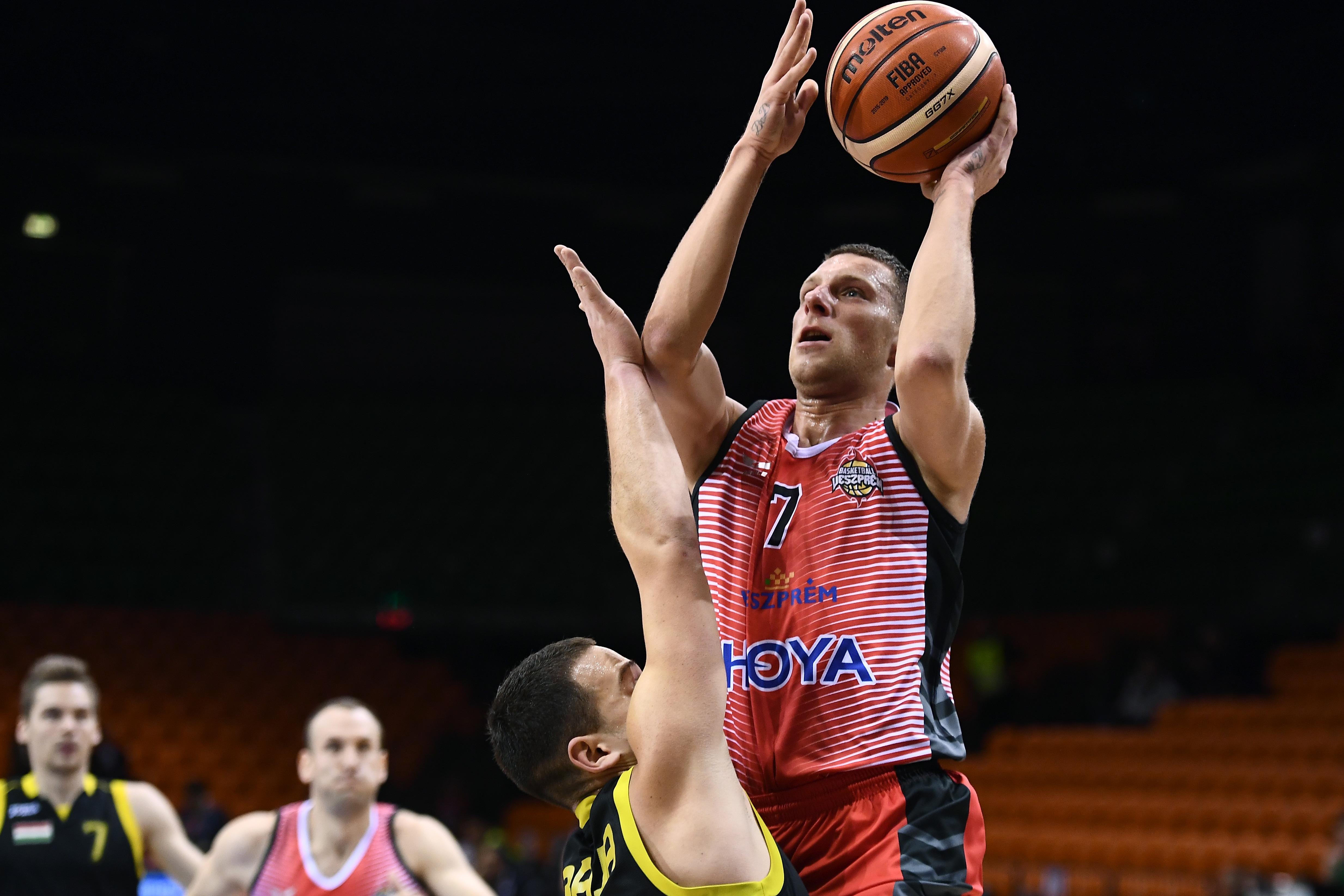 Hepp Kupa: A Veszprém már a döntőben