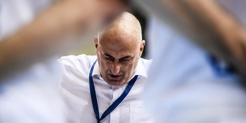 Sajtónyilvános edzés és sajtótájékoztató a férfi válogatottnak