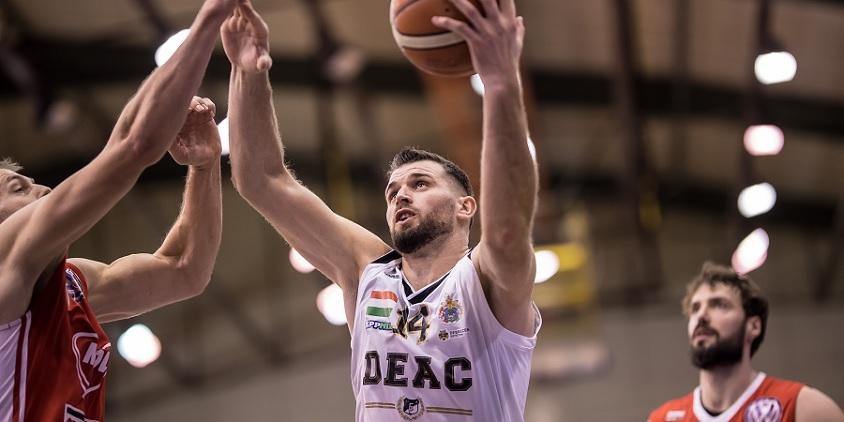 Férfi NB I: Meglepetés Debrecenben, a DEAC legyőzte az Olajt