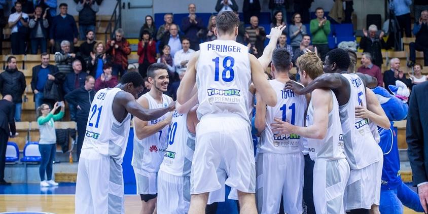 FIBA EC: Történelmi siker, nyolc közé jutott az Alba