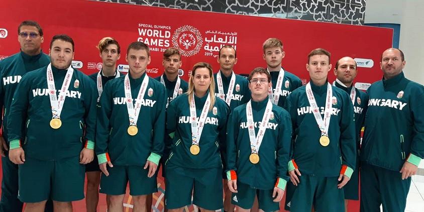 Megvédte címét a magyar kosárlabda válogatott a Speciális Olimpia Nyári Világjátékokon