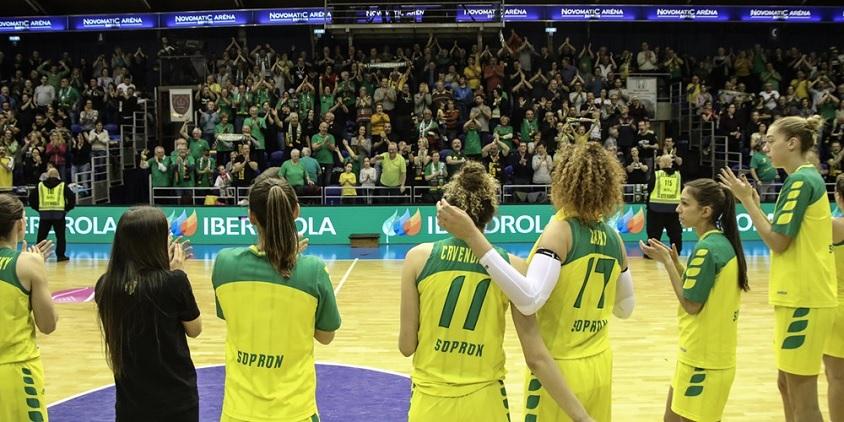 Média akkreditáció a női kosárlabda Final Fourra