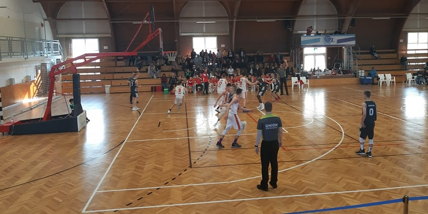2018/2019 - Szolnoki KA - Kosárlabda Akadémia Pécs 78-70