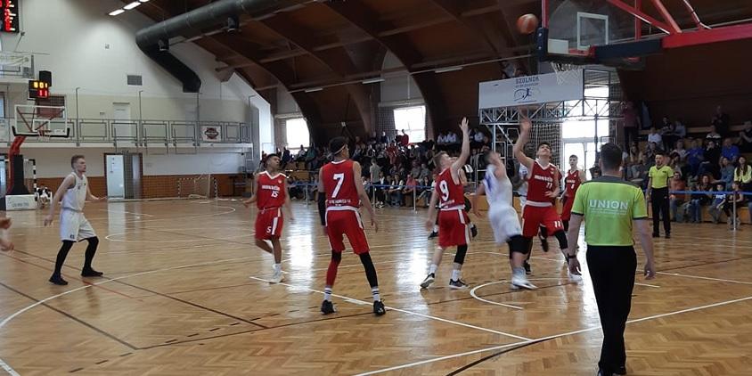 2018/2019 - Alba Fehérvár - Budapesti Honvéd 83-60